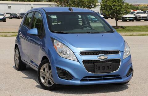2015 Chevrolet Spark for sale at Big O Auto LLC in Omaha NE