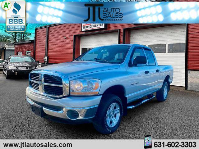 2006 Dodge Ram Pickup 1500 for sale at JTL Auto Inc in Selden NY