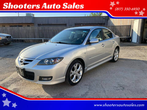 2007 Mazda MAZDA3 for sale at Shooters Auto Sales in Fort Worth TX