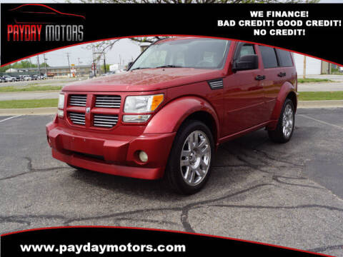 2007 Dodge Nitro for sale at Payday Motors in Wichita And Topeka KS