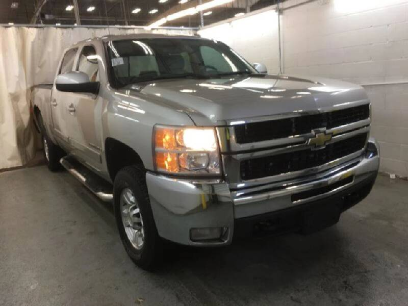 2007 Chevrolet Silverado 2500HD for sale at Used Auto LLC in Kansas City MO