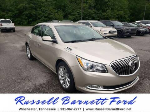 2016 Buick LaCrosse for sale at Oskar  Sells Cars in Winchester TN