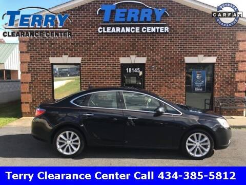 2014 Buick Verano for sale at Terry Clearance Center in Lynchburg VA