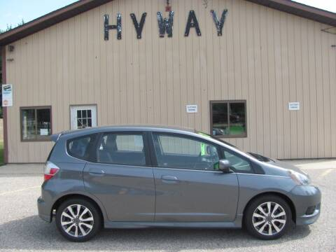 2012 Honda Fit for sale at HyWay Auto Sales in Holland MI