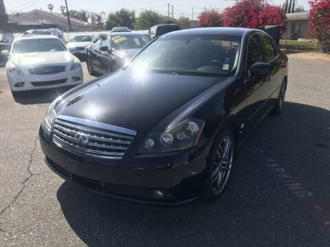 2006 Infiniti M35 for sale at AutoHaus in Colton CA