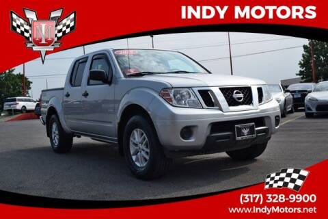 2019 Nissan Frontier for sale at Indy Motors Inc in Indianapolis IN