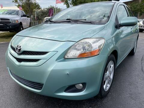 2008 Toyota Yaris for sale at KD's Auto Sales in Pompano Beach FL