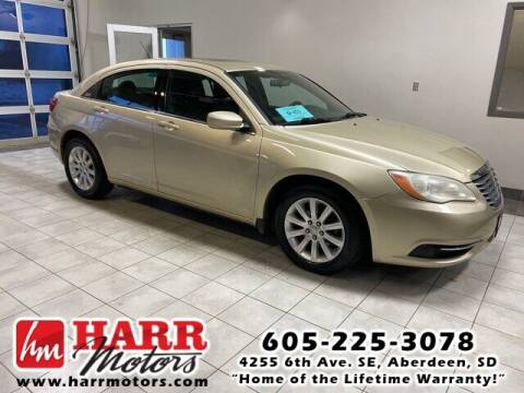 2011 Chrysler 200 for sale at Harr's Redfield Ford in Redfield SD