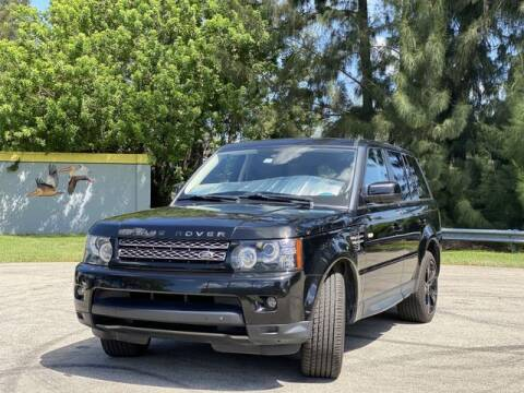 2013 Land Rover Range Rover Sport for sale at Exclusive Impex Inc in Davie FL