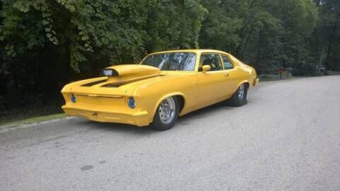 1973 Chevrolet Nova for sale at Classic Car Deals in Cadillac MI