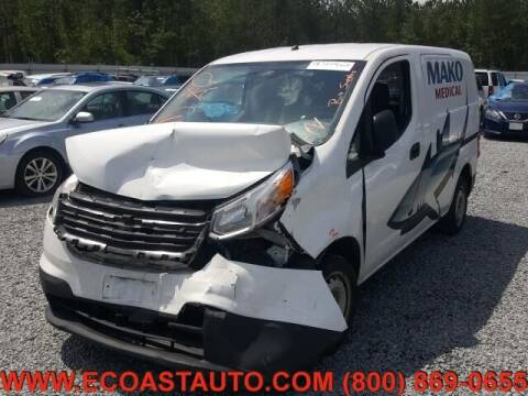 2018 Chevrolet City Express Cargo for sale at East Coast Auto Source Inc. in Bedford VA