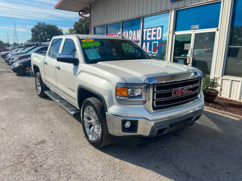 2015 GMC Sierra 1500 for sale at Lee Auto Group Tampa in Tampa FL