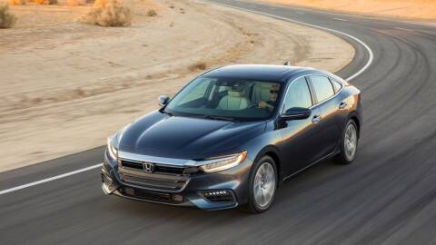 2022 Honda Insight for sale at Diamante Leasing in Brooklyn NY