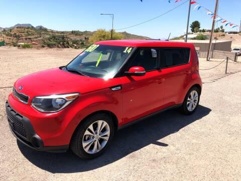 2014 Kia Soul for sale at Hilltop Motors in Globe AZ