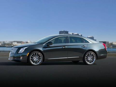 2013 Cadillac XTS for sale at Sundance Chevrolet in Grand Ledge MI