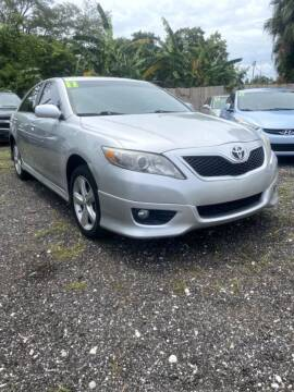 2011 Toyota Camry for sale at ROCKLEDGE in Rockledge FL