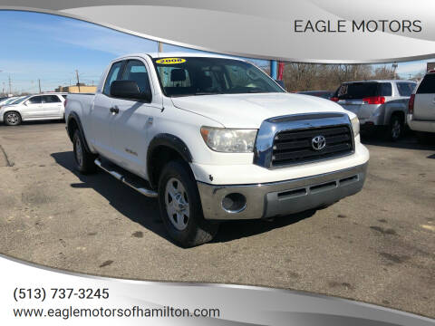 2008 Toyota Tundra for sale at Eagle Motors in Hamilton OH