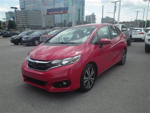 2019 Honda Fit for sale at BEAMAN TOYOTA GMC BUICK in Nashville TN