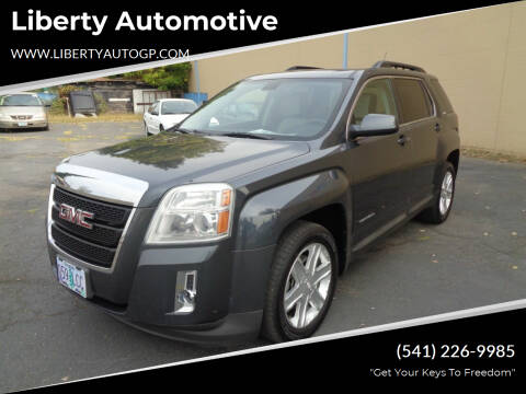 2010 GMC Terrain for sale at Liberty Automotive in Grants Pass OR