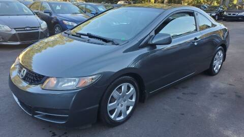 2010 Honda Civic for sale at GA Auto IMPORTS  LLC in Buford GA