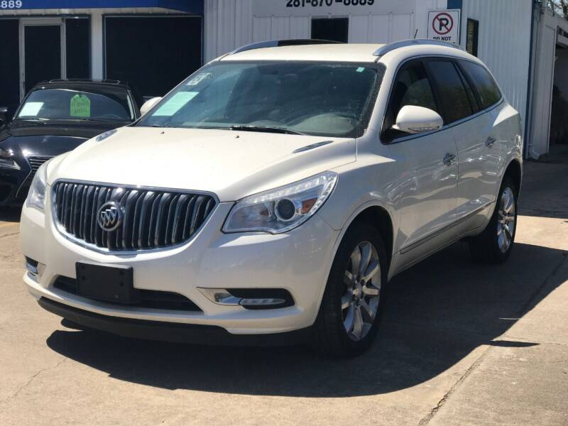 2014 Buick Enclave for sale at Discount Auto Company in Houston TX