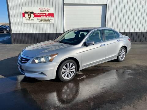 2011 Honda Accord for sale at Highway 9 Auto Sales - Visit us at usnine.com in Ponca NE