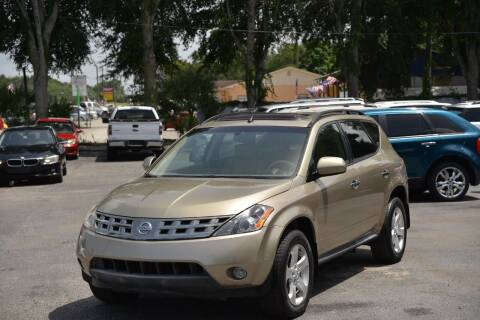 2005 Nissan Murano for sale at Motor Car Concepts II - Apopka Location in Apopka FL