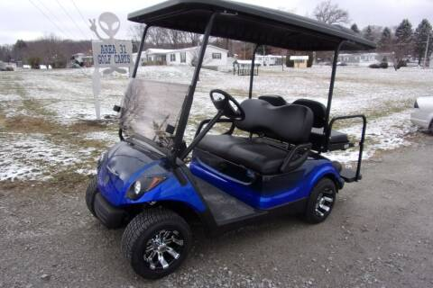 2014 Yamaha Golf Cart Drive 4 Passenger Gas EFI for sale at Area 31 Golf Carts - Gas 4 Passenger in Acme PA
