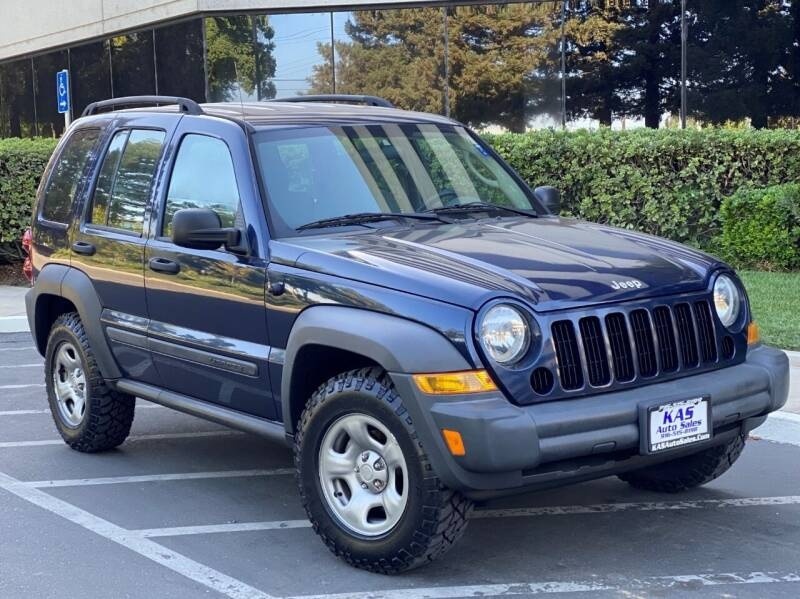 2007 Jeep Liberty for sale at KAS Auto Sales in Sacramento CA