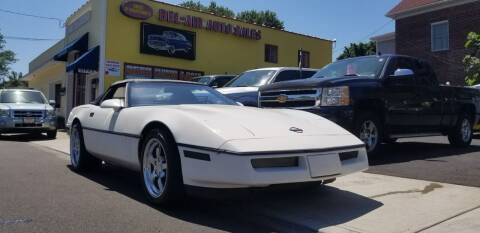 1987 Chevrolet Corvette for sale at Bel Air Auto Sales in Milford CT