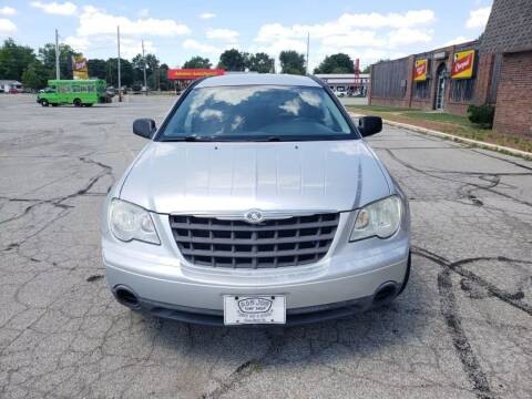 2007 Chrysler Pacifica for sale at speedy auto sales in Indianapolis IN