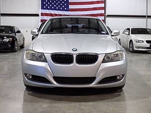2010 BMW 3 Series for sale at Texas Motor Sport in Houston TX