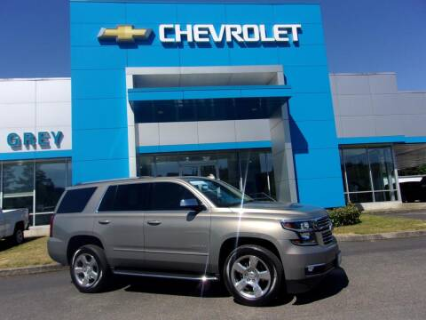 2017 Chevrolet Tahoe for sale at Grey Chevrolet, Inc. in Port Orchard WA
