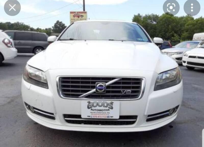 2007 Volvo S80 for sale at Legend Auto Sales Inc in Lemon Grove CA