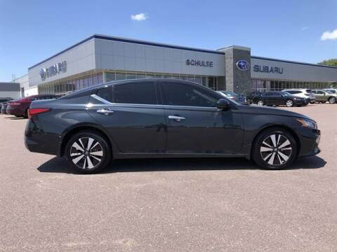 2019 Nissan Altima for sale at Schulte Subaru in Sioux Falls SD