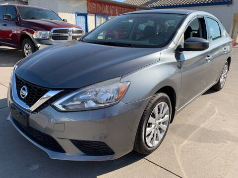 2016 Nissan Sentra for sale at Town and Country Motors in Mesa AZ