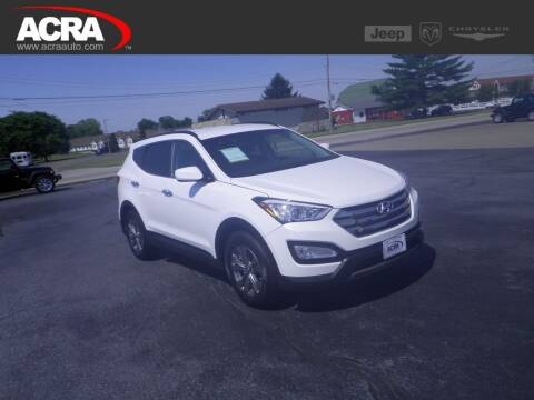 2014 Hyundai Santa Fe Sport for sale at BuyRight Auto in Greensburg IN