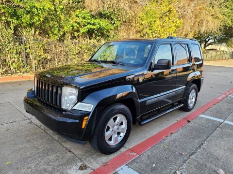 2012 Jeep Liberty for sale at DFW Autohaus in Dallas TX