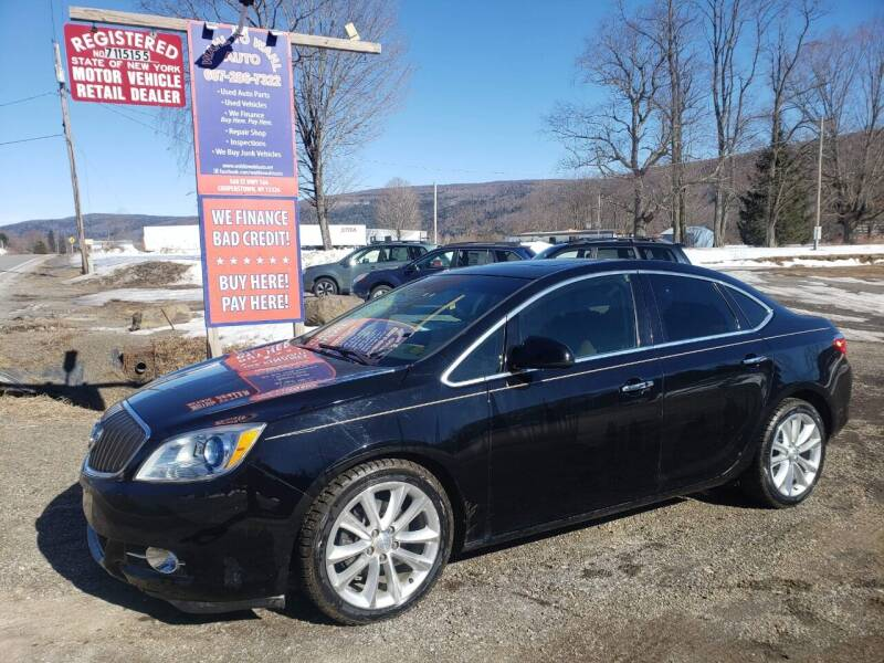 2012 Buick Verano for sale at Wahl to Wahl Auto Parts in Cooperstown NY