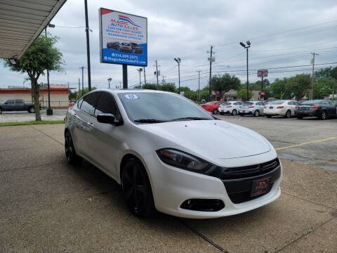 2015 Dodge Dart for sale at Magic Auto Sales in Dallas TX
