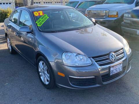 2007 Volkswagen Jetta for sale at North County Auto in Oceanside CA