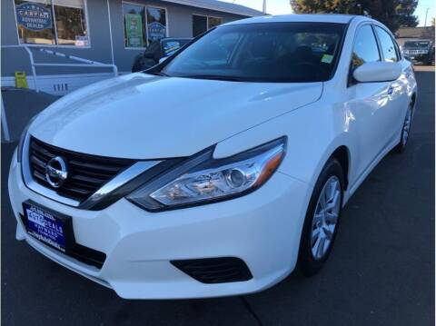 2018 Nissan Altima for sale at AutoDeals in Hayward CA