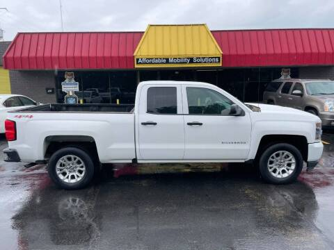 2016 Chevrolet Silverado 1500 for sale at Affordable Mobility Solutions, LLC - Standard Vehicles in Wichita KS