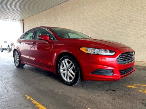 2016 Ford Fusion for sale at DRIVEPROS® in Charles Town WV