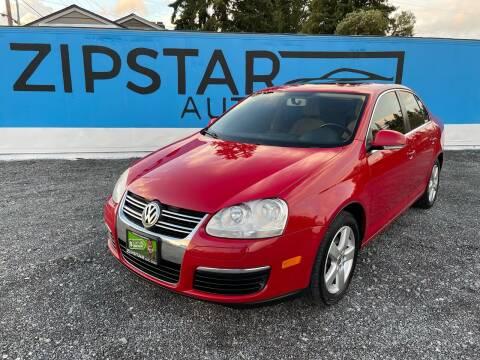 2009 Volkswagen Jetta for sale at Zipstar Auto Sales in Lynnwood WA