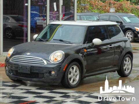 2007 MINI Cooper for sale at Drive Town in Houston TX