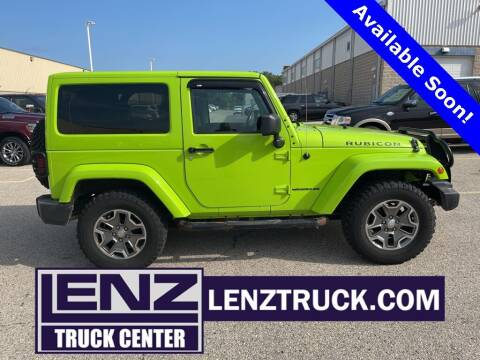 2013 Jeep Wrangler for sale at Lenz Auto - Coming Soon in Fond Du Lac WI