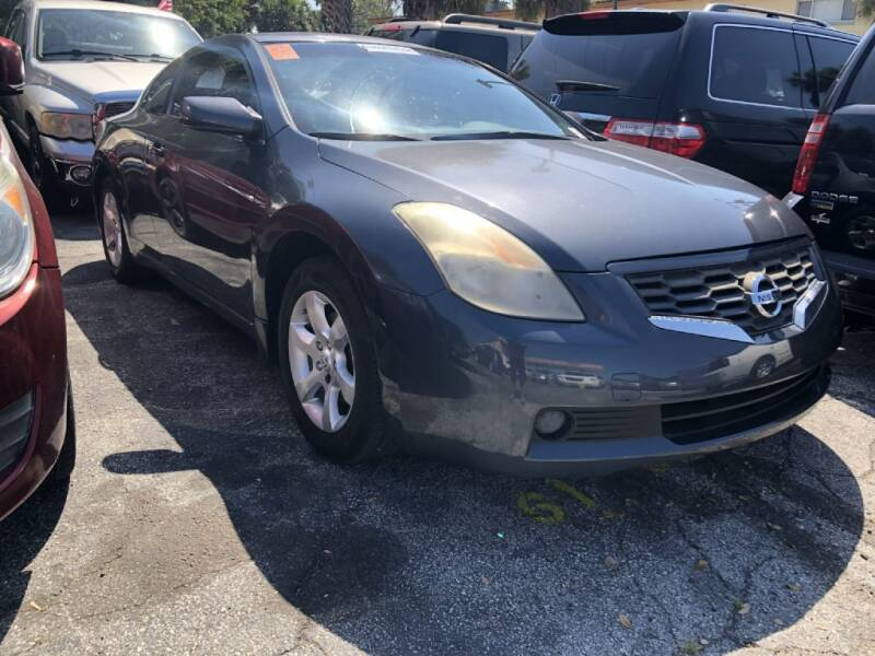 2008 Nissan Altima for sale at ROCKLEDGE in Rockledge FL