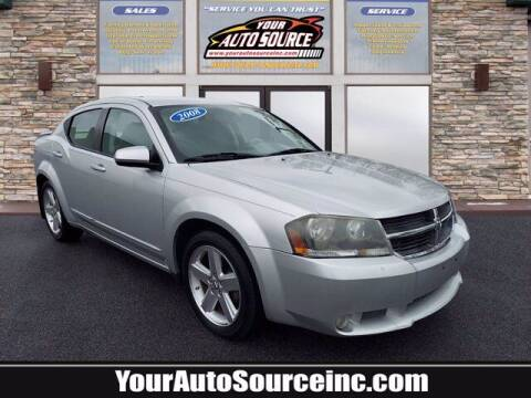 2008 Dodge Avenger for sale at Your Auto Source in York PA