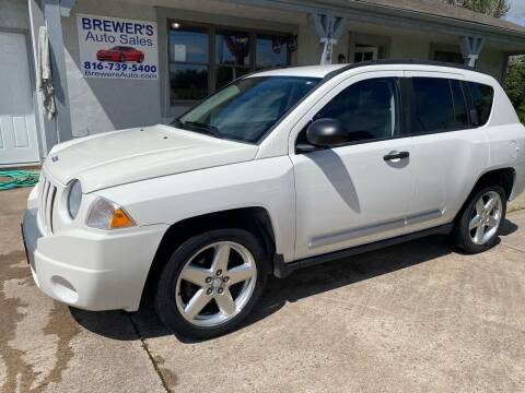 2007 Jeep Compass for sale at Brewer's Auto Sales in Greenwood MO
